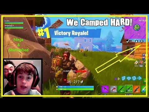 Xxx Mp4 BEST Fortnite 12 Year Old Carries Dad In Duos 3gp Sex