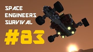 Text Panels Galore - Space Engineers Survival (Part 83)