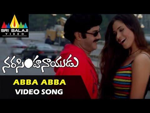 Xxx Mp4 Narasimha Naidu Video Songs Abba Abba Andam Debba Video Song Balakrishna Simran 3gp Sex