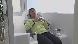 معاینه از راه دور در باجه های پزشکی - hi-tech