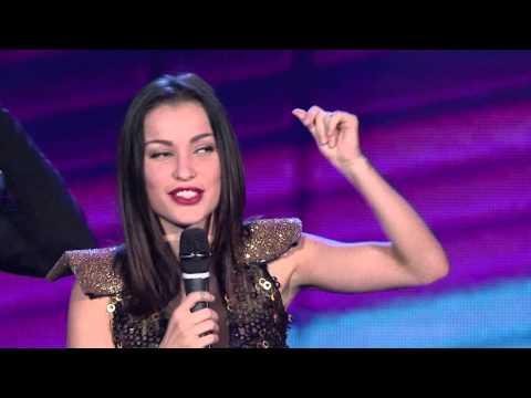 Dance with me Albania Kamerat e fshehta 1 nata finale