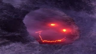 और जब ज्वालामुखी भी मुस्कारा उठा...! | Natural Miracal: WATCH The Smiling Face Of Volcano