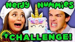The Nerdy Nummies Challenge! (ft. Rosanna Pansino)