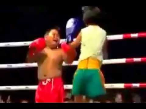 Chinese Kids funny Boxing must watch