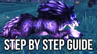 How To Tame Gara The Spirit Beast (World of Warcraft: Warlords of Draenor Guide & Tutorial)