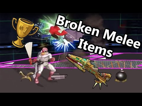 watch Melee items are balanced.