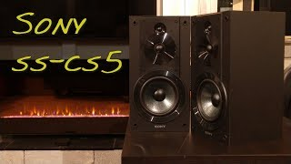 Sony SS-CS5 _(Z Reviews)_  $118 and ⭐⭐⭐⭐⭐