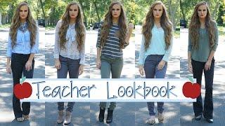 Teacher lookbook