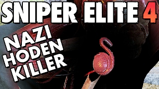 Sniper Elite 4 German PC ULTRA Gameplay #01 - Nazi Hoden Killer