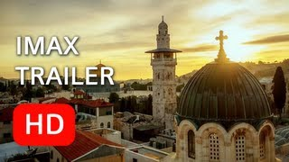 Jerusalem - IMAX Trailer (2013) Daniel Ferguson Movie [HD]