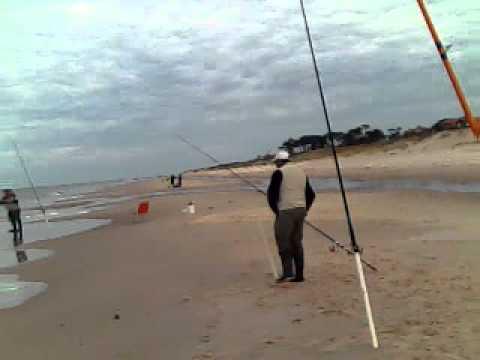 Pesca deportiva en atlantida