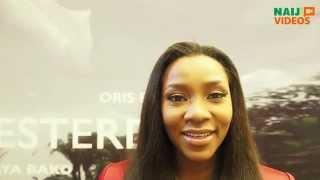 Genevieve Nnaji introduces movie Road To Yesterday