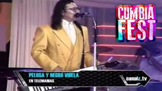 EL NEGRO VIDELA Y EL REY PELUSA