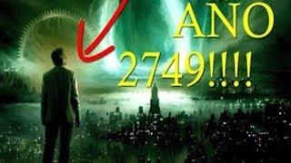 O Viajante do Tempo de 2749