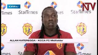 Kateregga joins KCCA FC from Kenyan side AFC leopards