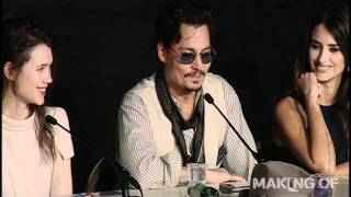 'Pirates of the Caribbean: On Stranger Tides': Cannes 2011 Film Festival Premiere