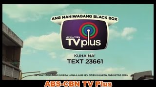 ABS-CBN TV Plus Jingle with Lyrics by Sarah Geronimo