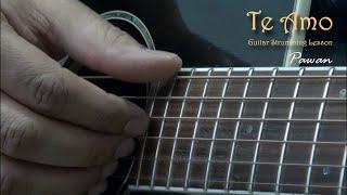 Te Amo - Dum Maro Dum - Guitar Chords Lesson