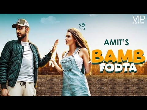 Xxx Mp4 Amit Bamb Fodta Full Video Enzo VIP Records Latest Punjabi Songs 2018 3gp Sex