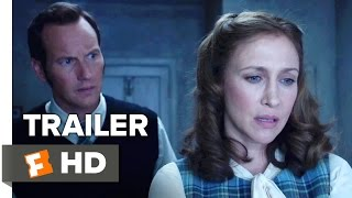 The Conjuring 2 TRAILER 1 (2016) - Patrick Wilson Horror Movie HD