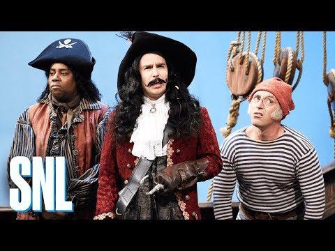 Captain Hook SNL