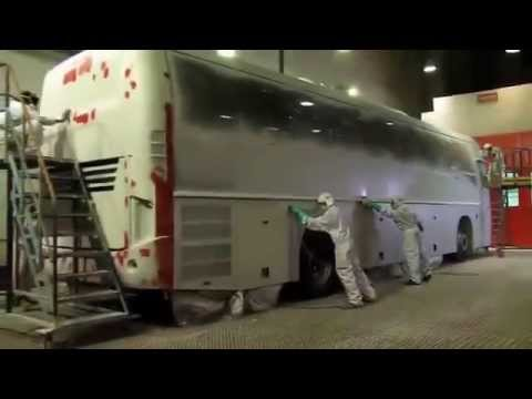 Volvo Bus Factory (TAB-India Special)
