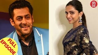 Salman To Produce 7 New Shows On TV, Deepika
