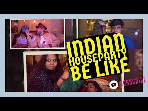 A Indian House Party #SanjaySketch