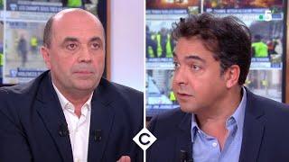 Gilets Jaunes : BFM TV Répond Aux Attaques - C à Vous - 26/11/2018
