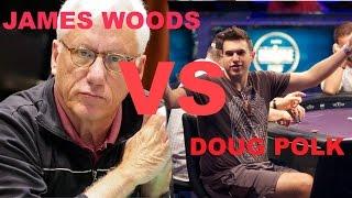 Doug Polk aka WCGRider Talks about his Epic Battle Against James Woods at WSOP