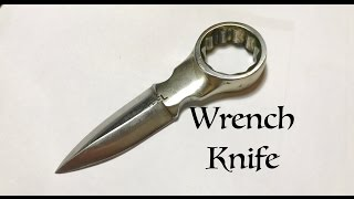 Making a Wrench Ring Knife