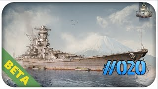 WORLD OF WARSHIPS [GER] Schiffsvorstellung Kreuzer Furutaka #20 [Let´s Play][Gameplay][Deutsch]