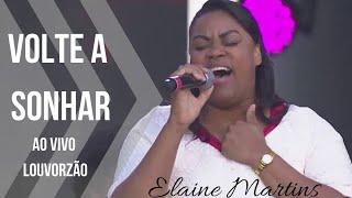 Elaine Martins - Volte A Sonhar (LOUVORZÃO NA PRAIA DE COPACABANA)