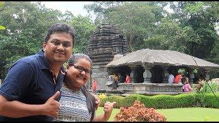 വ്യത്യസ്തമായ ചില ഗോവൻ കാഴ്ചകൾ - First Trip with Swetha - Tech Travel Eat Goa Vlog #358