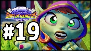 Skylanders SuperChargers - Gameplay Walkthrough - Part 19 - The Collector!