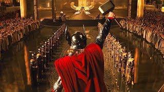 Thor's Coronation Scene - Thor (2011) Movie CLIP HD