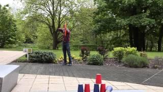 Air Storm Z-curve bow cup challenge