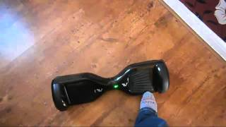 How To Ride A Mini Segway Balance Board - Step By Step Instructions!