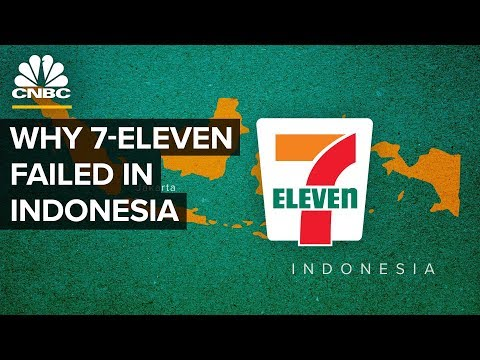 Xxx Mp4 Why 7Eleven Failed In Indonesia 3gp Sex