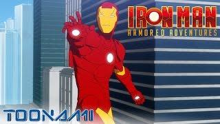 Iron-Man   Origines   Toonami