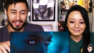 KILL COMMAND trailer reaction review by Jaby & Sara!