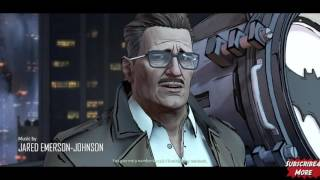 Batman Telltale Episode 3  'New World Order' All Cutscenes Game Movie Full Playthrough No Commentary