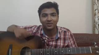 Dekha Hazaro Dafaa song (guitar cover) by Ishaan Mishra|•|Rustom|•|Arijit Singh|•|Palak Muchhal