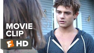 King Cobra Movie CLIP - Neighbor (2016) - Garrett Clayton Movie