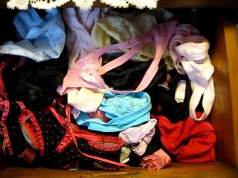His panty drawer