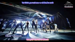 SNSD - YOU THINK IndoSub (ChonkSub16)