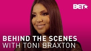 Exclusive: Behind The Scenes Of Toni Braxton's Sexy New Video Shoot For