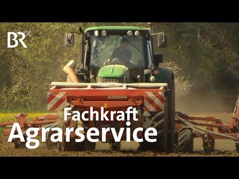 Fachkraft Agrarservice Beruf Ausbildung
