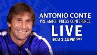 Antonio Conte Press Conference   Man Utd v Chelsea