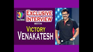 Venkatesh Exclusive Interview | Real Talk with Swapna | Tollywood TV Telugu
